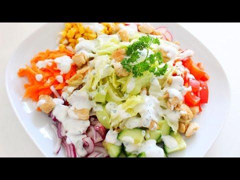 super-sommer-salat-rezept-!---traumhaft-lecker---schnell-&-einfach-!-salad-super-delicious-!
