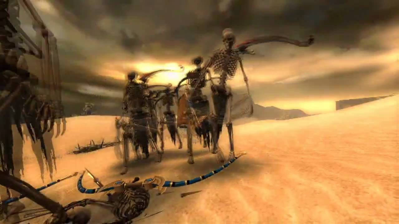 Warhammer Online Age of Reckoning Land of the Dead Trailer HD