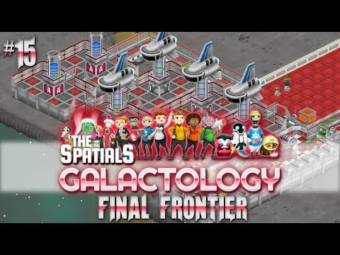 The Spatials Galactology #15 Space Port |