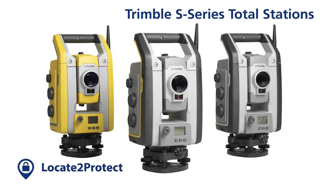 Trimble S5 Total Station 3 Seconds | Robotic | Total