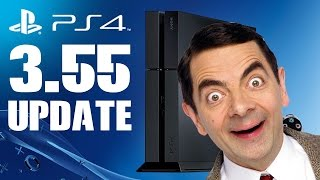 PS4 3.55 System Software Update Patch Notes - How to Update PS4 Firmware