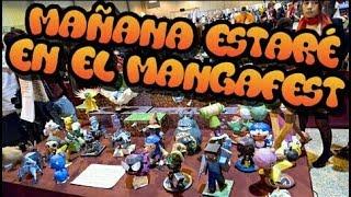 ¡AVISO! | Mañana estaré en el Mangafest