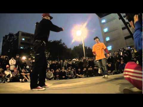 Culture shock vol.3 RockDance Born vs babylon