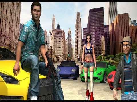 Las Vegas Auto Clash Of Grand City Crime Simulator - Gamepla