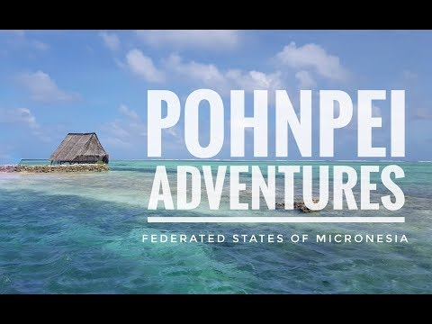 Top Pohnpei Adventures You'll Want To Experience - Federated States of Micronesia