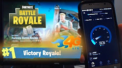 PLAYING PS4 WITH MOBILE HOTSPOT!!!