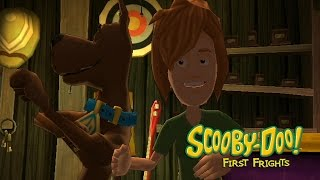Scooby Doo! First Frights - Episode 1: Level 1 [Wii Gameplay, Commentary]
