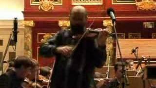 Artur Banaszkiewicz playing Havah Nagilah paraphrase