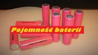 Jak sprawdzić pojemność baterii?