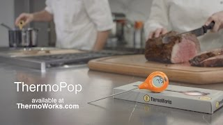 ThermoPop from ThermoWorks