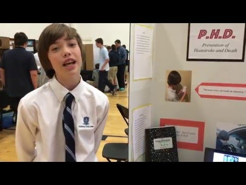 Invention Convention: Inspiring Young Dreamers and Doers - Academy at the Lakes