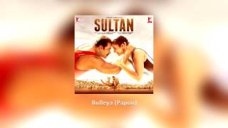 BULLEYA Sultan FULL SONG LYRICS | Salman Khan | Papon