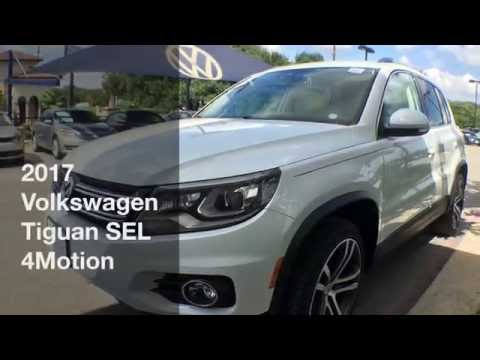 new 2017 volkswagen tiguan 2 0t sel 4motion youtube. Black Bedroom Furniture Sets. Home Design Ideas