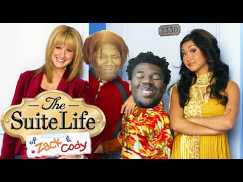 the suite life of zack and cody: exposed (roasted)