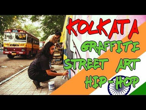Kolkata: rap, graffiti & street-art in the cultural capital of India