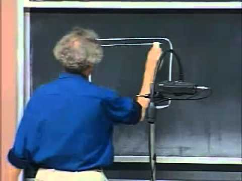 Lec 11: Magnetic Fields, Lorentz Force, Torques, Electric Motors (DC) [CC]