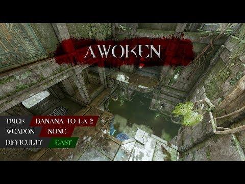 Quake Champions : Tricks School | AWOKEN : Banana to LA (V2)