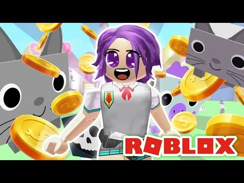 BECOMING A CRAZY CAT LADY in Roblox Pet Simulator