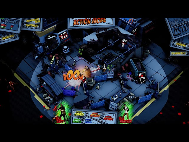 Space Raiders in Space PC gameplay - It's an ugly planet, a bug planet!