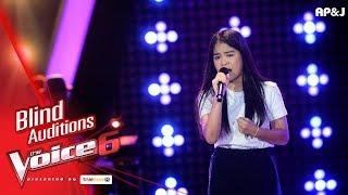 ปัท - ตะแลงแกงแทงใจ - Blind Auditions - The Voice Thailand 6 -  17 Dec 2017