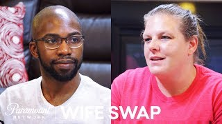 'Do You Feel Like Being Gay is a Sin?' | Wife Swap Official Highlight