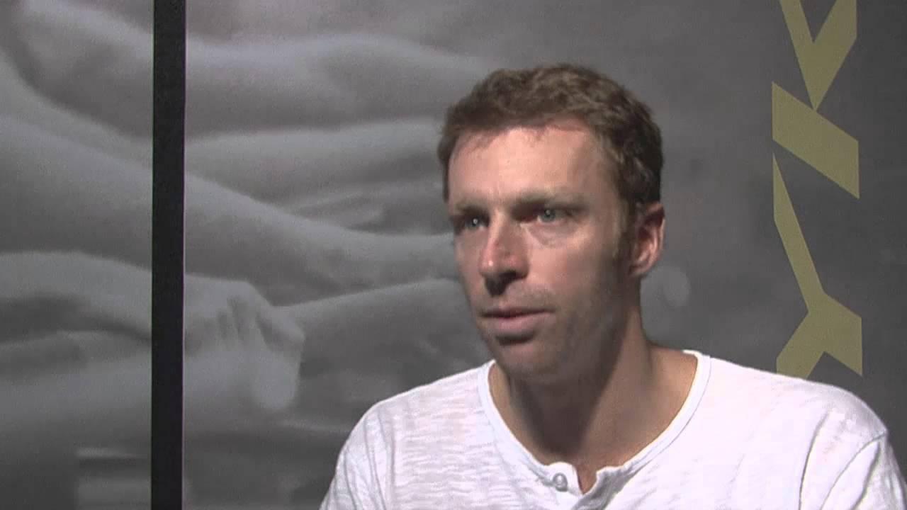 Sykes Vox pop with Drew Ginn (Rowing Aus. Head Coach Integration)