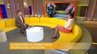 Új szabályozás a dolgozók védelméért - Izsák Orsolya - ECHO TV