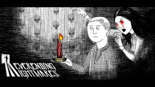 実体験を元に作られた悪夢のホラーゲーム【Neverending Nightmares 実況①】 thumbnail