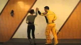 Aprender a Bailar Cha Cha Cha - Robin y Mara (Madrid)