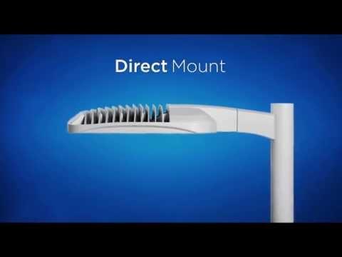 Cree Osq Led Area Light Intro Video Youtube