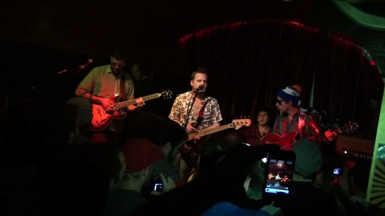 5512489a590 Dr. Dog - Control Yourself - Kung Fu Necktie 11-22-11 - YouTube