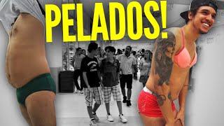 PELADOS NO SHOPPING! #ASKLIRA11 (Feat. Lá Fênix)