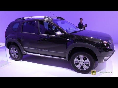 2015 Dacia Duster - Exterior and Interior Walkaround - 2014 Paris Auto Show