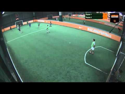 Urban Football - Aubervilliers - Terrain 10 le 01/02/2016 à 21:11