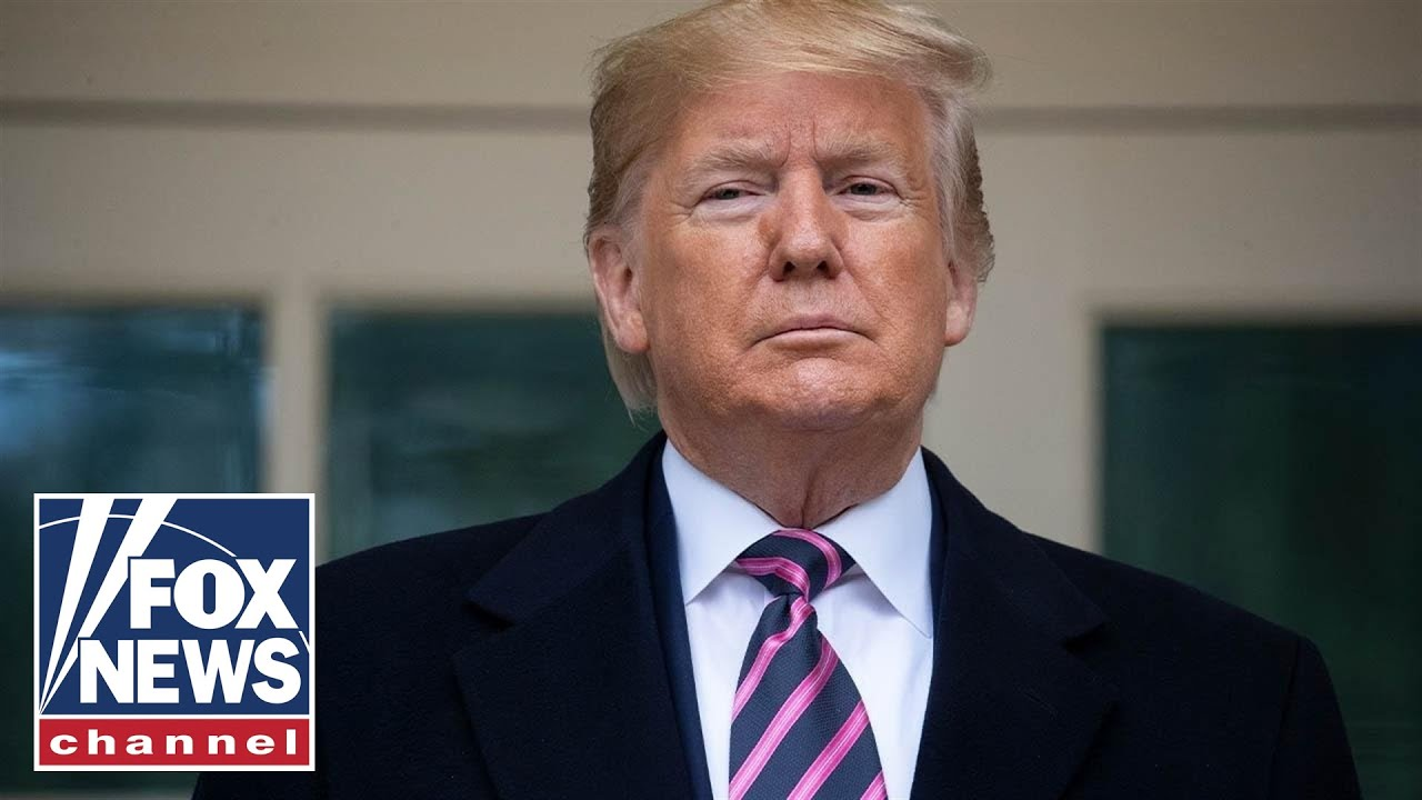 Live: Trump discusses the state of vaccine development