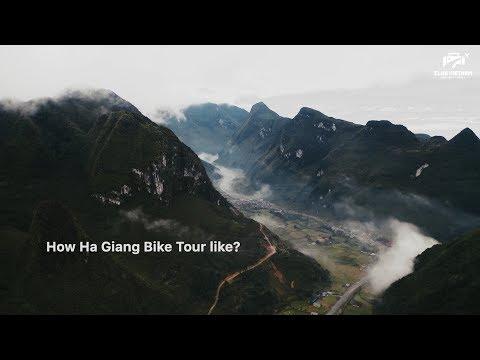 How Ha Giang Bike Tour Like? - Ha Giang Extreme North Bike Loop - 동영상