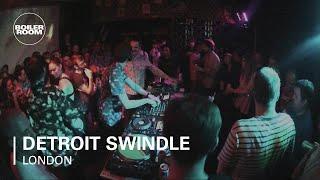 Detroit Swindle Boiler Room DJ Set
