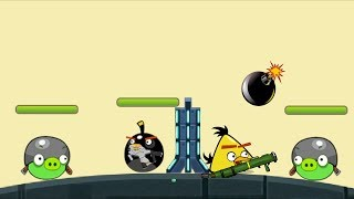 Angry Birds Ultimate Battle - RESCUE ALL ANGRY BIRDS AND DEFEAT KING PIG!