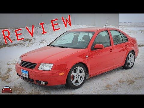 2001 Volkswagen Jetta Review