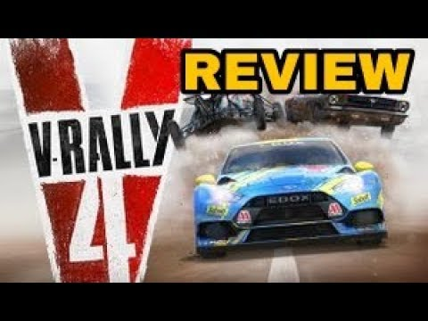 V Rally 4 Review Youtube