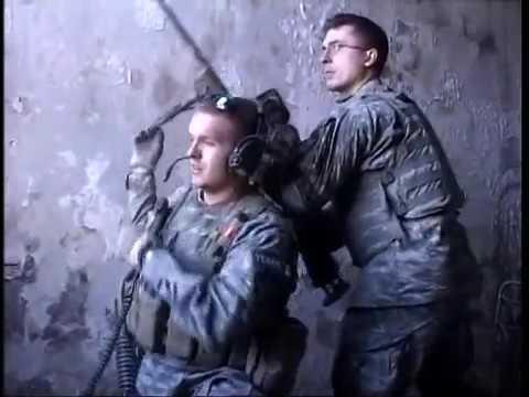 US Marines Iraq Raids