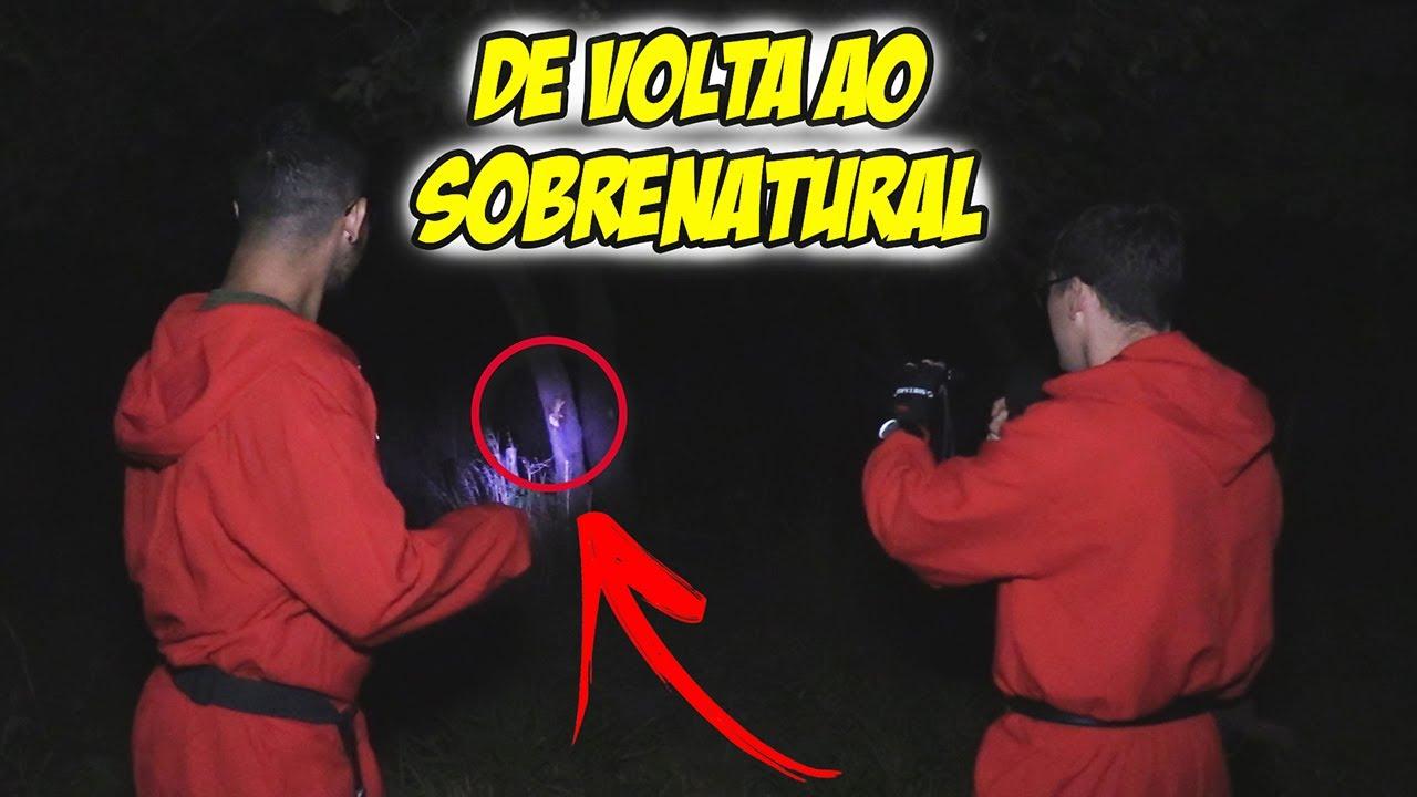 DE VOLTA AO SOBRENATURAL