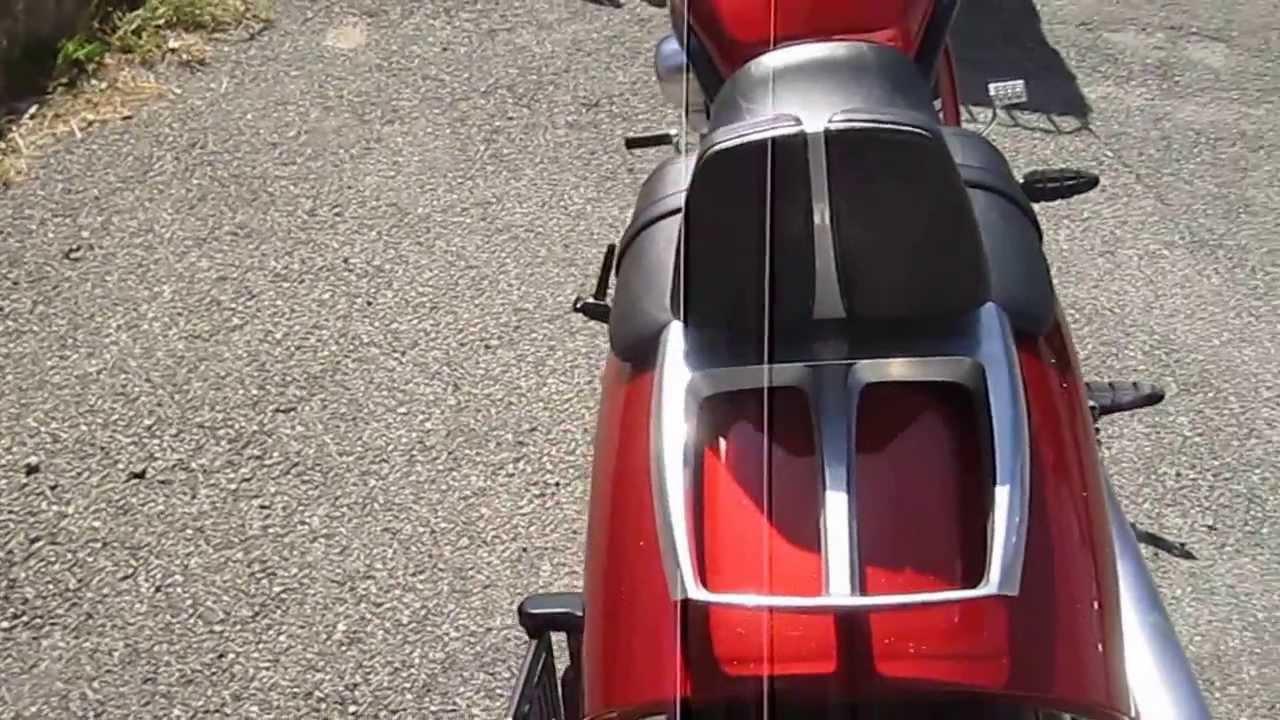 Harley Davidson V Rod Muscle Sissy Bar