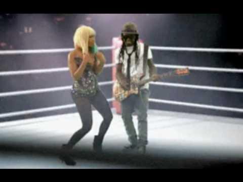 Download Lil Wayne ft Nicki Minaj- Knockout(Official Video Uncensored)