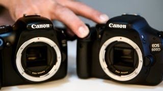 Canon 600D vs 1100D - what to buy? (NEW)