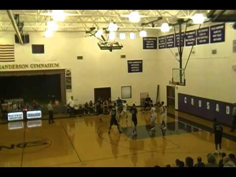 DHPA Boys Varsity Basketball vs Joy Christian School 1 of 2
