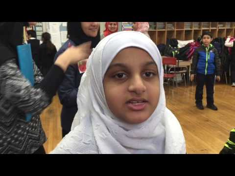 Science Fair - Elementary School - Jan 12, 2017 at Andalusia Islamic School