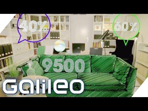 Hinter den Kulissen von IKEA | Galileo | ProSieben