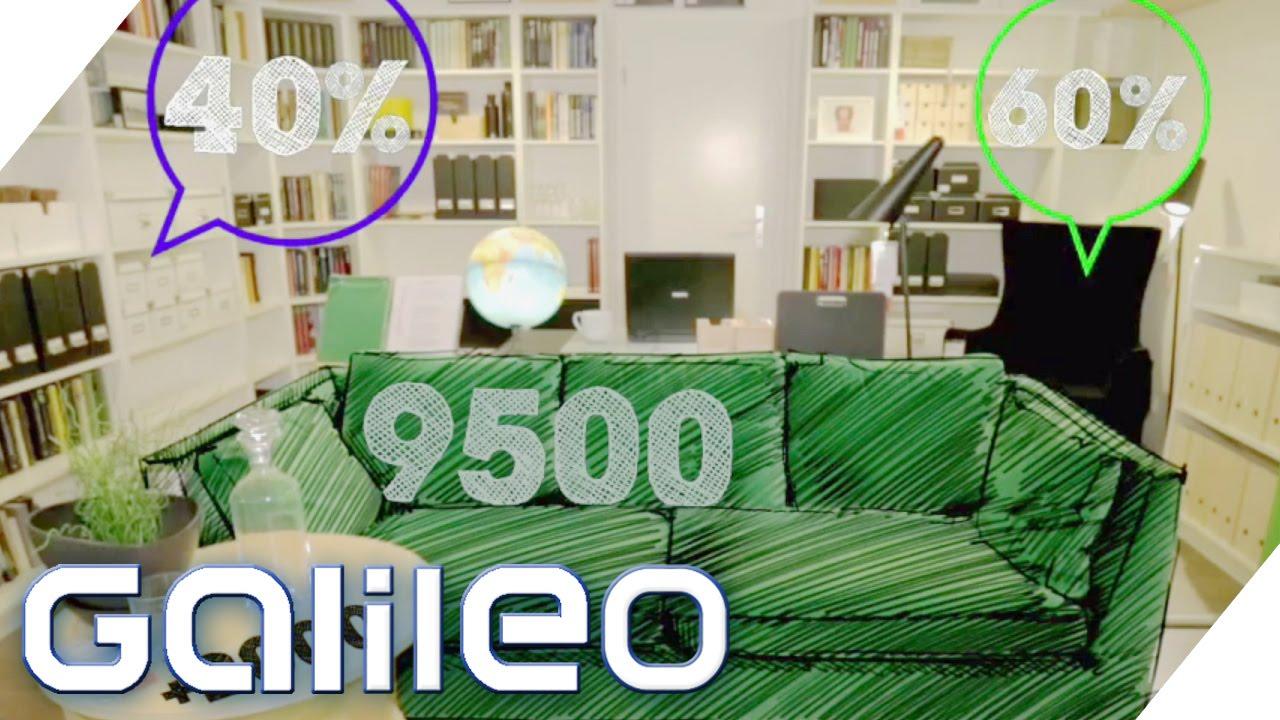 Hinter Den Kulissen Von Ikea Galileo Prosieben Youtube