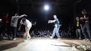 PREDATORZ vs MELTING FORCE (HIP HOP NEW SCHOOL BATTLE 2012)